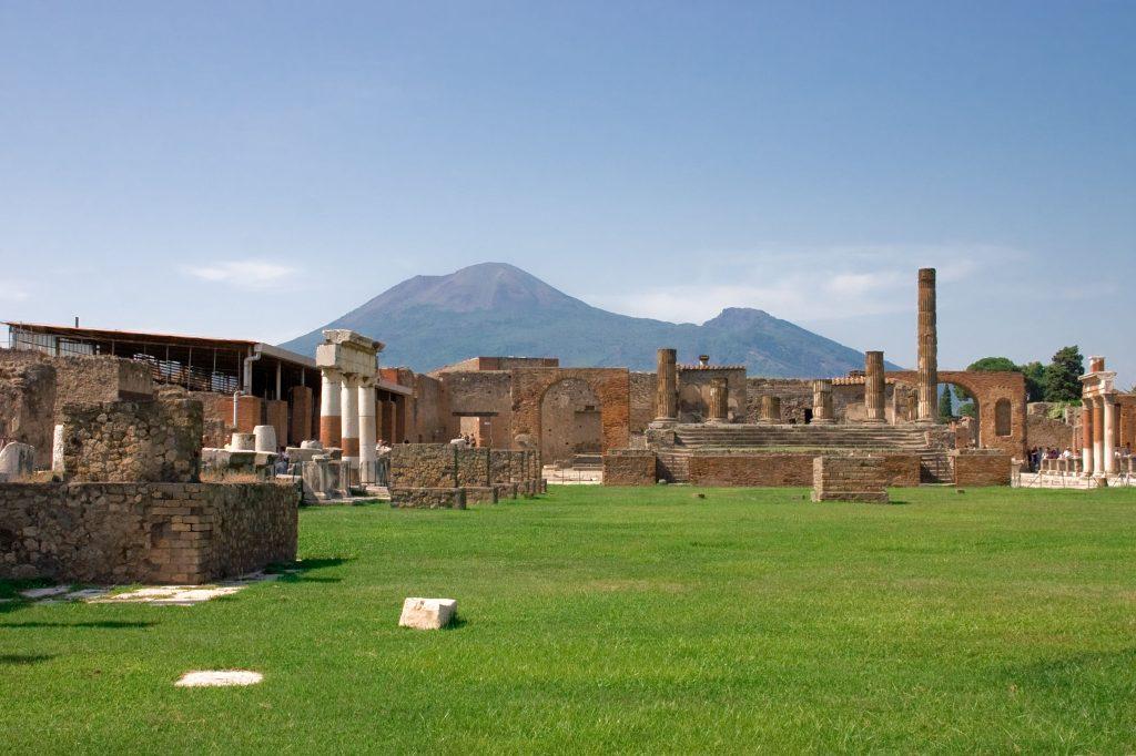 Pompeii Herculaneum Tours From Rome