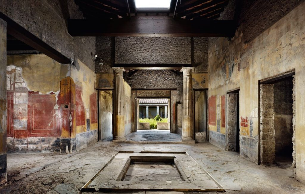 Domus in Pompeii - Private tour from Rome