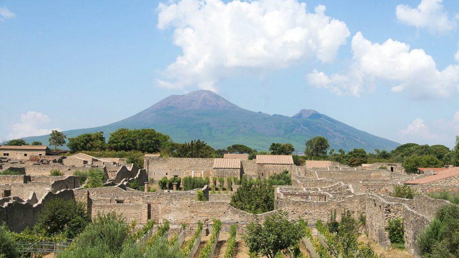 Pompeii Ruins day trip