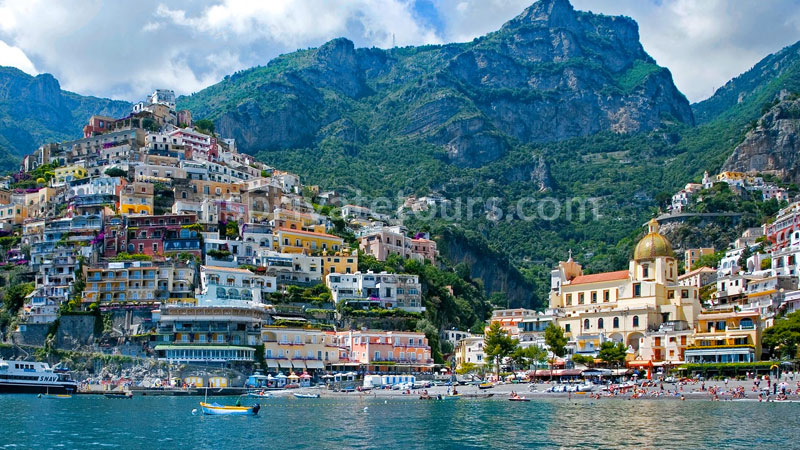 Amafli Coast - Positano- From naples tour