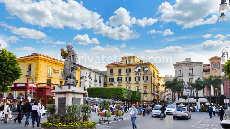 Sorrento From Naples - Private tour
